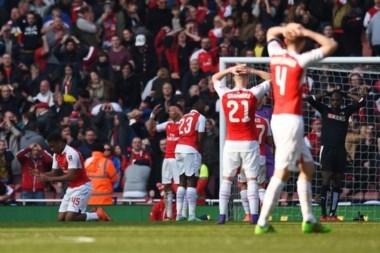 Otro fiasco del Arsenal: eliminado en el Emirates Stadium por el Watford.