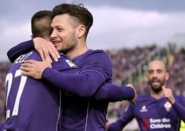 Fiorentina ganaba, pero no lo definió y sufrió sobre el final.