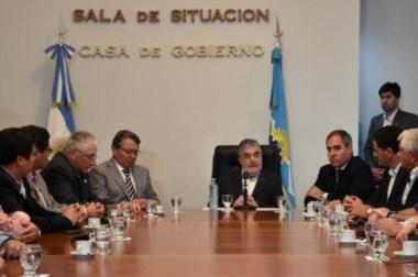Desde la Fech también respaldaron la postura del Gobierno Provincial ante el aumento del Presupuesto.