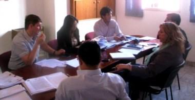 El radical Dulio Monti preside la Comisión de Hacienda.