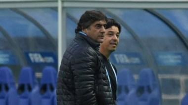 Enzo Francescoli defendió el trabajo de Marcelo Gallardo.
