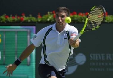 Delbonis va por los cuartos de final de Indian Wells ante Monfils.