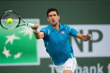 Djokovic sentenció 7-6 y 6-2 a Nadal e irá por su quinta corona en Indian Wells.