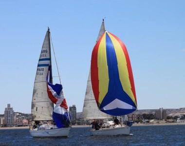 """El Golfo Nuevo recibirá desde mañana a las embarcaciones para una nueva edición de la """"Copa Ballenas""""."""
