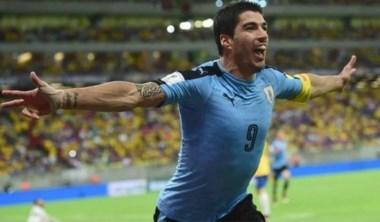 Volvió el Pistolero. Marcó el empate en el comienzo del complemento en Recife.
