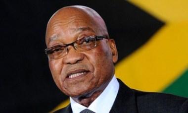 Jacob Zuma, ante una parada dficil...