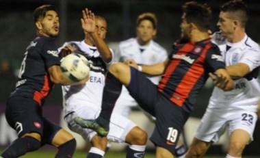 San Lorenzo no pudo contra Gimnasia y desperdició la posibilidad de trepar a la cima.