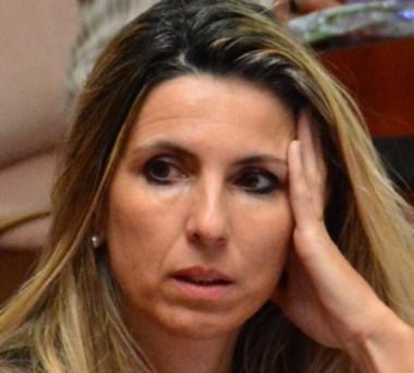 Diputada Provincial Jacqueline Caminoa