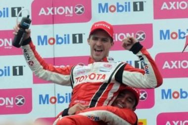 Ganó Matías Rossi en Rosario y logró su victoria número 26 en la estadística general.