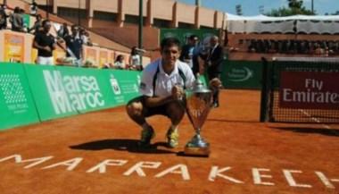 Gracias al título en Marrakech, Delbonis es el nuevo número uno del tenis argentino.