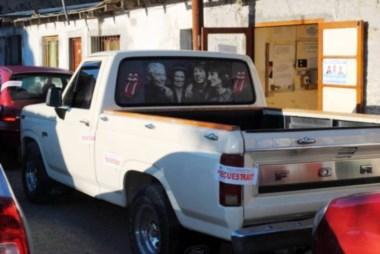El vehículo protagonista de las picadas, secuestrado.