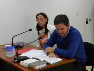 Rosa Carmen Chico fue capturada en Buenos Aires.