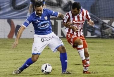 Malcorra puso en ventaja al conjunto visitante pero Anselmo empató en el final.