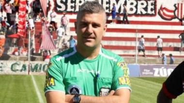Ramiró López tuvo un polémico arbitraje en el clásico cordobés entre Talleres e Instituto.