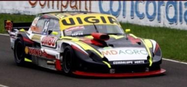 Marcos Muchiut largará adelante en la cuarta final de la temporada del TC Pista.