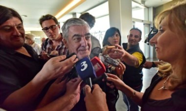 """""""Que ningún poderoso se haga el distraído"""", advirtió esta semana Das Neves. Impone agenda, y mete presión."""