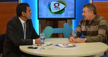 """Durante una extensa entrevista en el """"Día G"""", Norberto Yauhar dio las razones de su alejamiento."""
