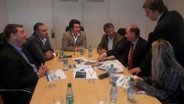 Los diputados de Cambiemos mantienen distintas reuniones en Buenos Aires.