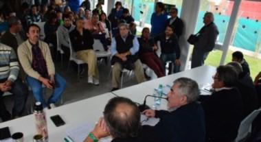 Das Neves aprovechó el plenario de Chubut Somos Todos para enviar varios mensajes.