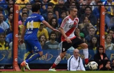 Andrés D'alessandro fue el mejor en la Bombonera:
