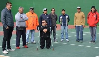 El tenis adaptado comenzó sus actividades en la Escuela 730 de Trelew.