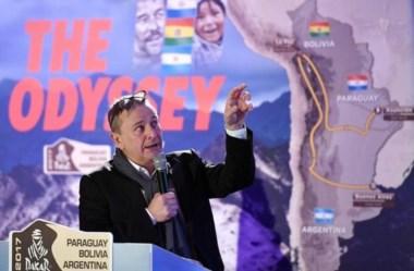 La largada del Dakar 2017 será en Asunción y la llegada en Buenos Aires.