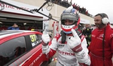 Pechito López se hizo con la victoria en la 2º carrera de Paul Ricard, por delante de T.Monteiro y Michelisz.