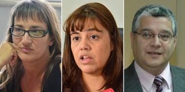 Los jueces  Ivana  González, Mirta Moreno y José García condenaron a 10 años y 8 meses al  asesino de Vega.
