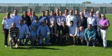 La visita también incluyó un paseo por varios clubes como Germinal, que será una de las sedes del evento.