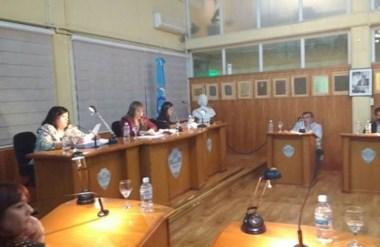 Durante la sesión también se presentó el proyecto para remover al delegado municipal ante la Cooperativa .