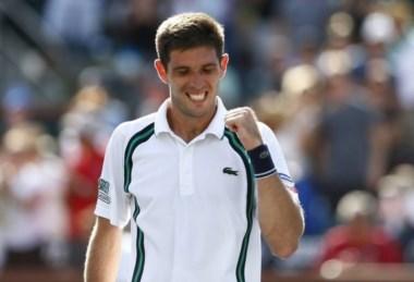 Delbonis jugará en Marrakech su cuarta final ATP tras vencer en semis a Montañés. Gran comienzo de gira.