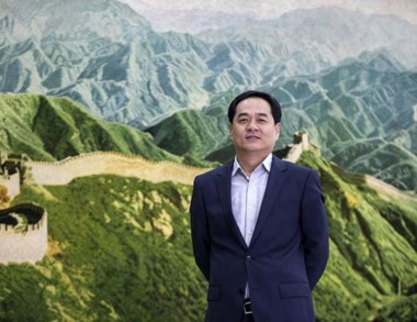 Yang Wanming, embajador de China en Argentina.