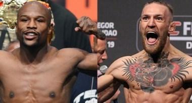 """Mayweather: """"Para pelear con McGregor tiene que ser un combate de boxeo""""."""