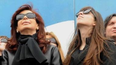 Florencia Kirchner respondió con ironía sobre la millonaria remodelación en Olivos.