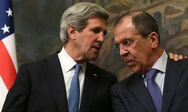 Kerry y su par ruso Lavrov vienen tratando de encauzar la crisis, pero...