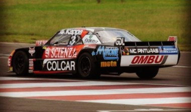 Facundo Ardusso se quedó con la clasificación en Termas de Río Hondo.