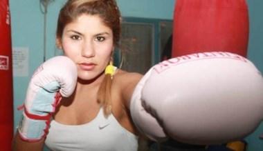 Liz enfrentará el 10 de junio a Vanesa Calderón por el título argentino.
