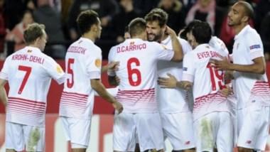 Sevilla busca su quinta final de Europa League, la tercera al hilo. Shakhtar la ganó en 2009.