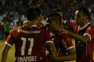 Independiente arrancó su participación en la Copa Argentina con un triunfo ante San Telmo.