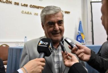 Mirada. El ministro Aranguren, uno de los funcionarios de trato más áspero con los gobernadores patagónicos por sus duras medidas.