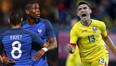 Francia abre la Eurocopa ante el duro seleccionado de Rumania.
