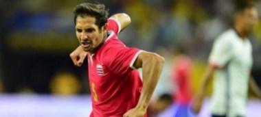 Costa Rica sorprendió a Colombia y con el triunfo dejó a los de Pekerman segundos.
