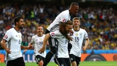 El combinado alemán mostró su solvencia y ratifica su favoritismo.