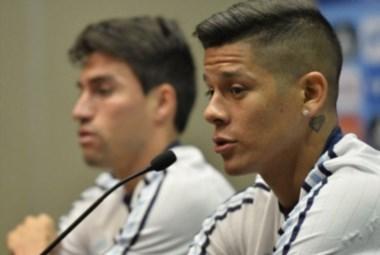 Rojo y Gaitán opinaron sobre el partido que jugará Argentina con Bolivia.