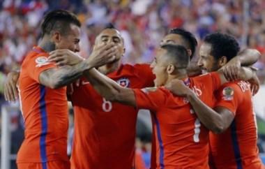 Chile le ganó 4-2 a Panamá y pasó a cuartos de final de la Copa América.