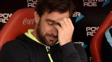 Pablo Guede pegó el portazo y dejó San Lorenzo. Suena Diego Cocca.