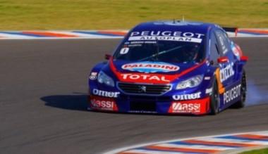 Mariano Werner fue el más rápido y se quedó con la pole en Termas.
