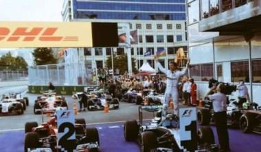 El alemán Rosberg se quedó con el Gran Premio de Europa de la Fórmula 1.