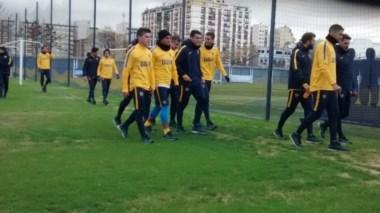 Marcelo Meli, Andrés Chávez y Agustín Orión estuvieron ausentes en el primer entrenamiento de Boca.