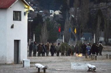 La Comunidad Mapuche del Lof de Resistencia Cushamen conmemoró la llegada del año nuevo mapuche.